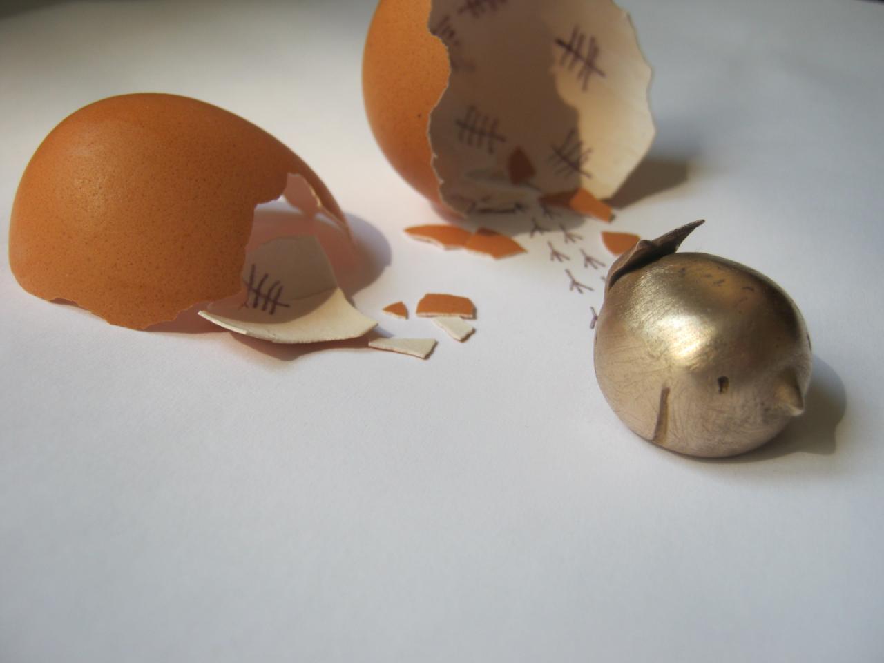 Bronze doré classique