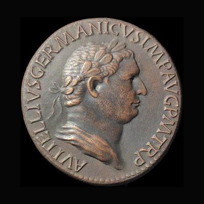 Empereur Vitellius - Sesterce
