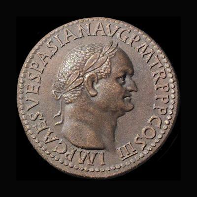 Empereur Vespasien - Sesterce