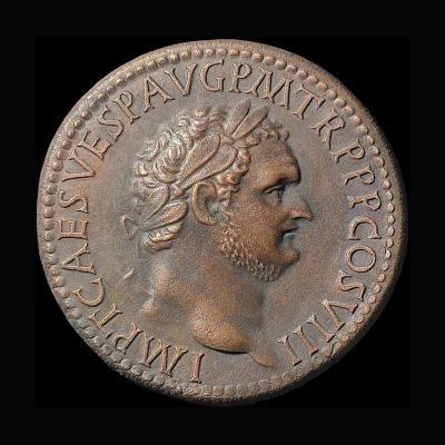 Empereur Titus - Sesterce