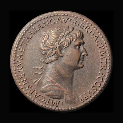 Empereur Trajan - Sesterce