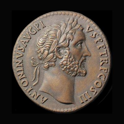 Empereur Antonin - Sesterce