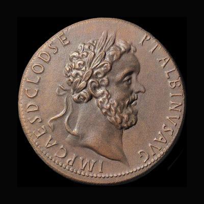 Empereur Clodius Albinus - Sesterce