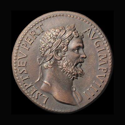 Empereur Septime Sévère - Sesterce