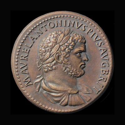 Empereur Caracalla - Sesterce