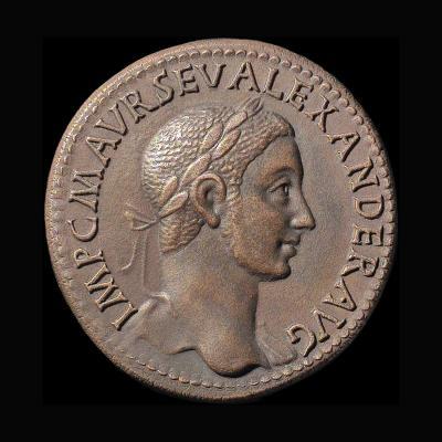 Empereur Alexandre Sévère - Sesterce