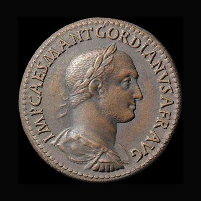 Empereur Gordien II - Sesterce