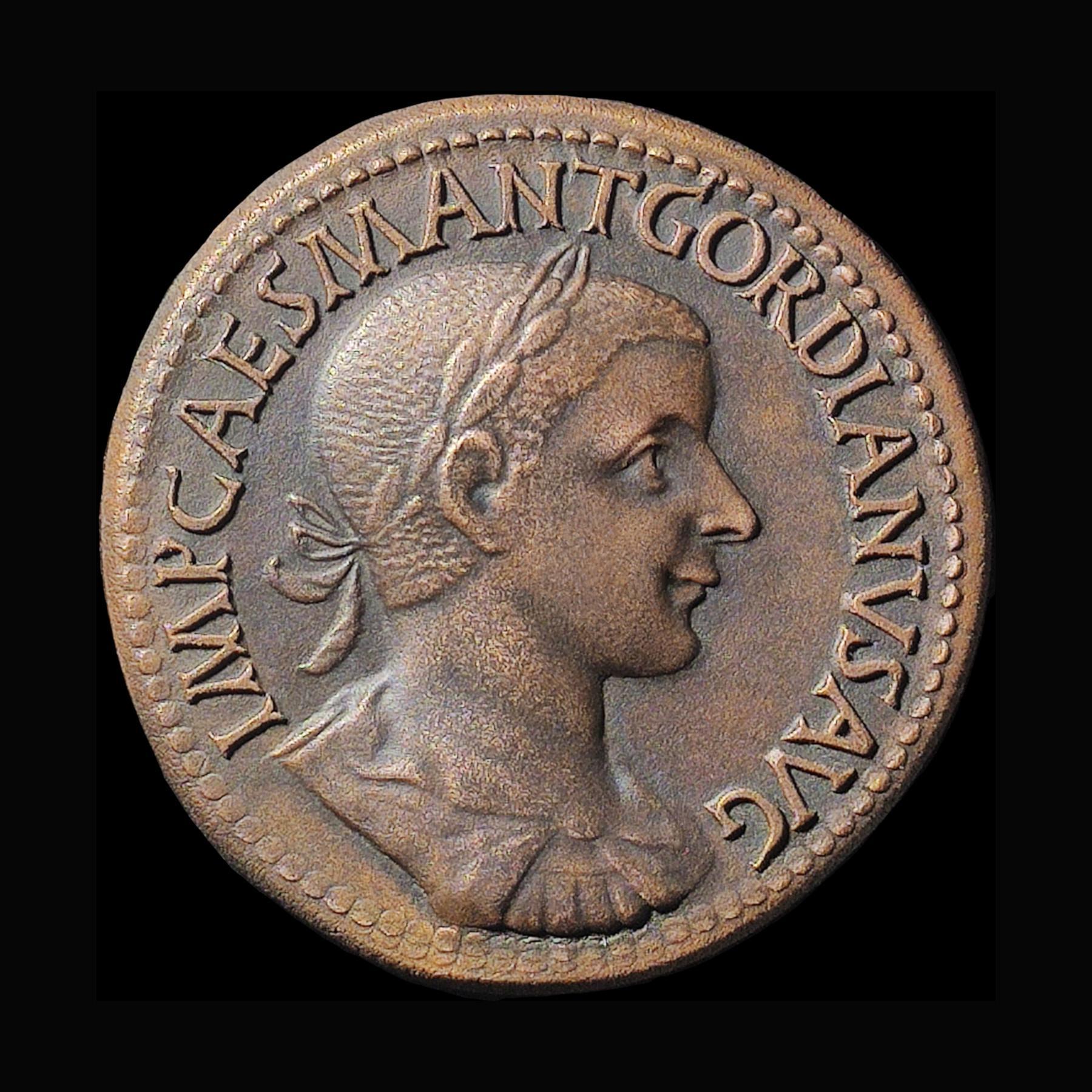 35 gordien iii 1800