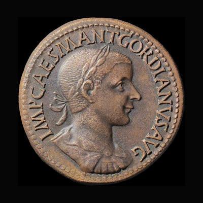 Empereur Gordien III - Sesterce