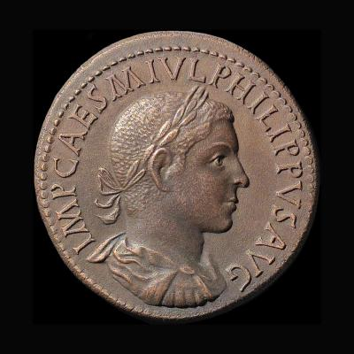 Empereur Philippe II - Sesterce