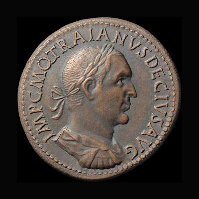 Empereur Trajan Dèce - Sesterce