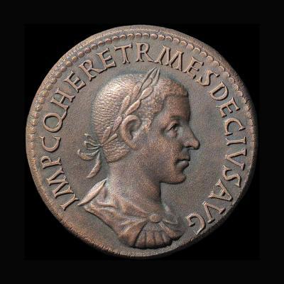 Empereur Herennius Etruscus - Sesterce
