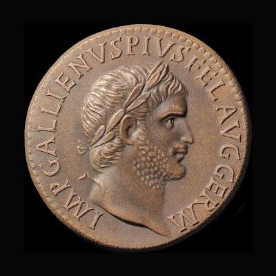 Empereur Gallien - Sesterce