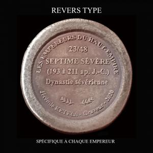 99 revers type septime 1