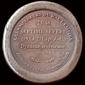 99 revers type septime