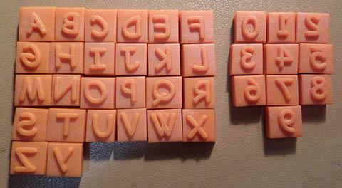 Alphabet 480