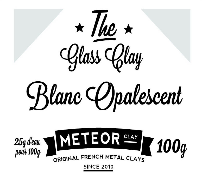 Blanc opalescent m