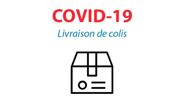 Covid19 colis