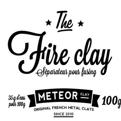 Fire clay : séparateur pour fusing