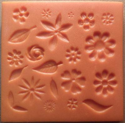 Texture fleurs #43