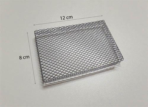 Grille 8x12cm