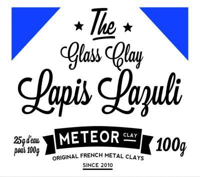 Glass clay Intense - Lapis Lazuli - 100g