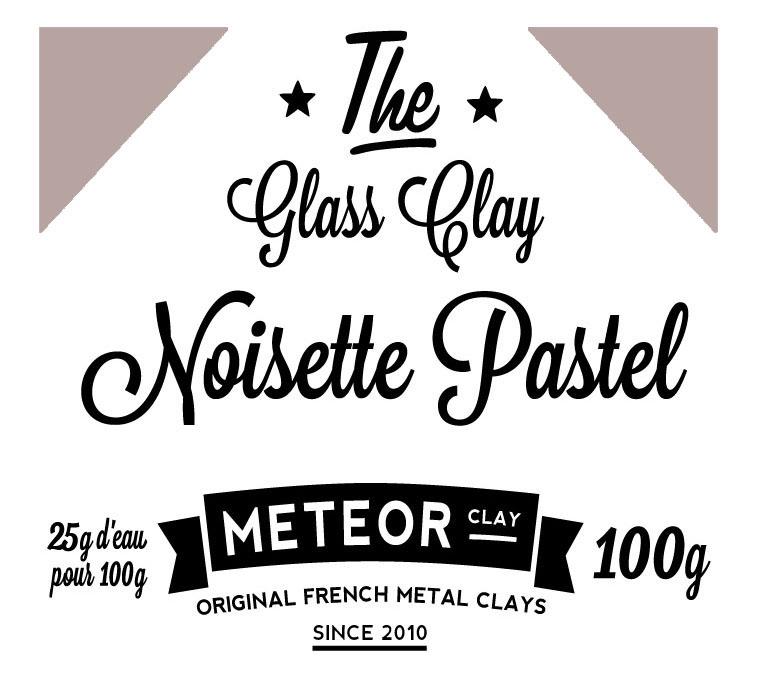 Noisette pastel m