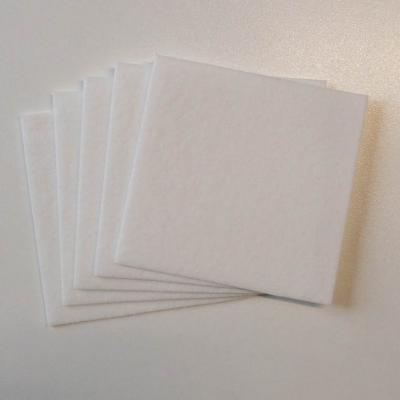 Papier céramique 10cm x 10cm ép 1mm - lot de 5 - Un lot acheté + Un lot offert