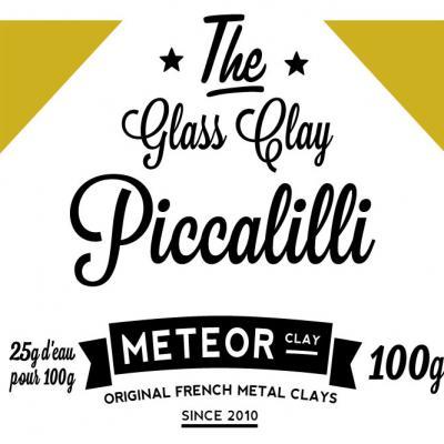 Glass clay Intense - Piccalilli - 100g