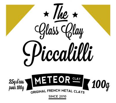 Glass clay Intense - Piccalilli - 100g