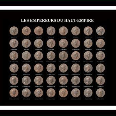 Collection complète (48 sesterces)