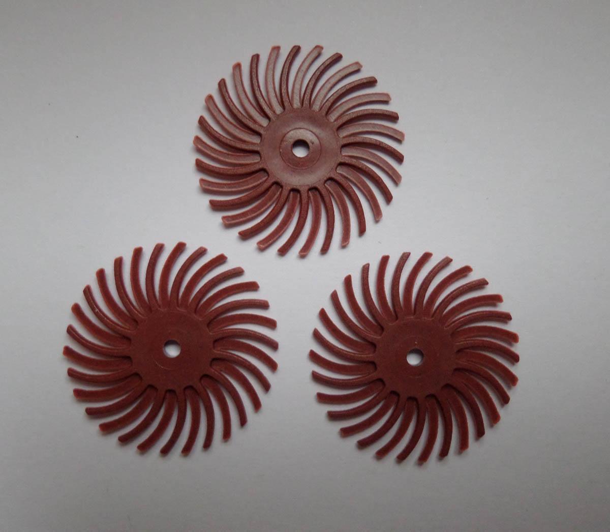 Radial discs 220