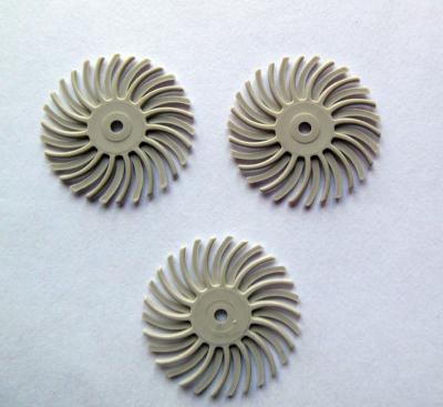 Radial discs - grain 2500# - lot de 3