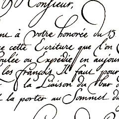 Texture calligraphie #33