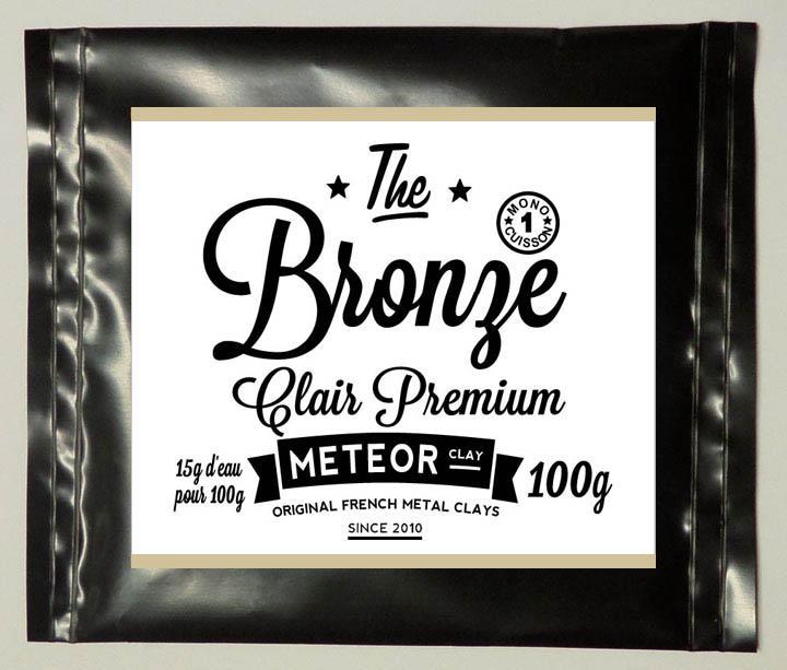 Premium Bronze Clair : Mono cuisson !