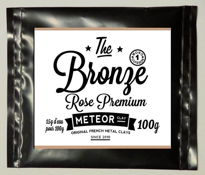 Premium Bronze Rose : Mono cuisson !