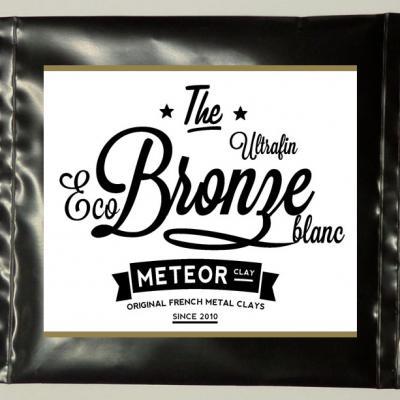 Eco bronze Blanc Ultrafin - 100g