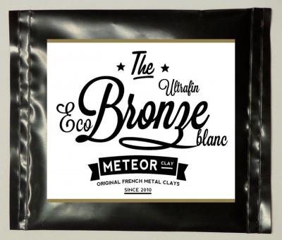 Eco bronze Blanc Ultrafin - 100g